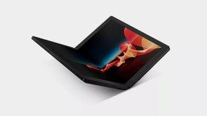Así es el Lenovo ThinkPad X1 Fold, el primer PC flexible del mundo