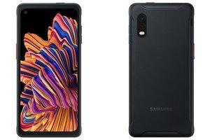 Así es el Samsung Xcover Pro: un duro teléfono con batería extraíble