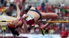 Ruth Beitia, campeona olímpica en salto de altura, volverá a ser la capitana del equipo