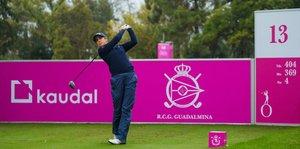 Azahara Muñoz no tuvo su mejor comienzo en el Open de España