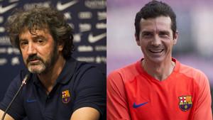 Bakero y Amor dirigirán el fútbol formativo profesional