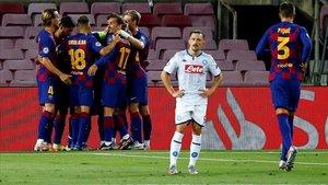 El Barça jugará la final a ocho de Lisboa
