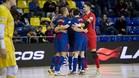 El Barça Lassa derrotó con solvencia al colista de la Liga
