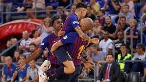 El Barça Lassa quiere seguir la buena racha en Liga