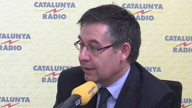 Bartomeu: Umtiti es muy importante, pero el Barça tiene unas normas salariales