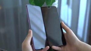 La cámara bajo la pantalla de Xiaomi
