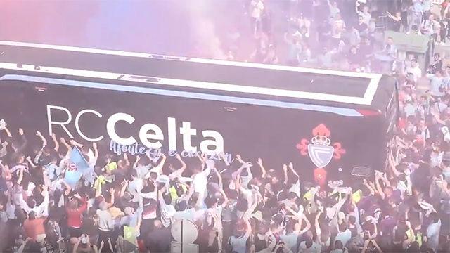 El Celta moviliza a su afición con este emotivo spot
