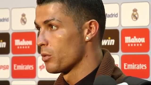 Cristiano: Es difícil ganar una competición si los mejores no están