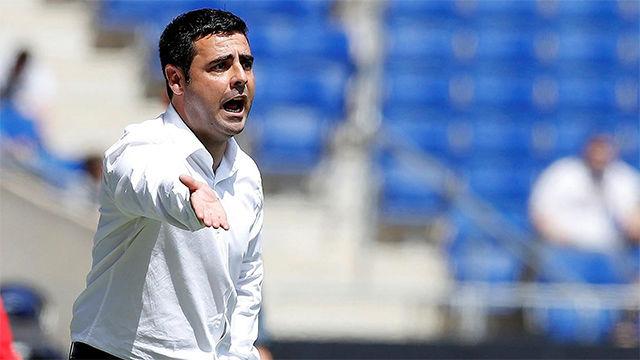 David Gallego, nuevo entrenador del Espanyol