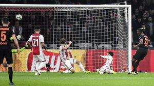 El delantero belga fue decisivo en el triunfo del Chelsea