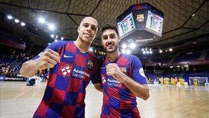 Entre Ferrao y Adolfo llevan 13 goles en cinco jornadas de Liga