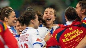 España celebró con emoción su pase a la final