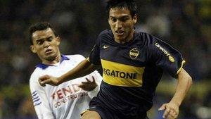 Espinoza ha dado los tres puntos a Boca Juniors ante Patronato de Paraná