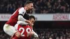 Wenger vuelve a sonreir: saco de goles al Palace