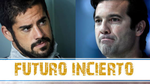 El futuro de Isco en el Madrid es incierto