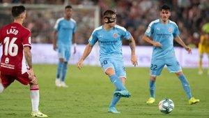 El Girona cayó el martes pasado en Almería