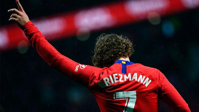 Griezmann anuncia su marcha del Atlético de Madrid