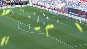 Griezmann marcó el único gol en una jugada afortunada y polémica