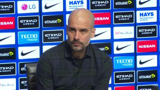 Guardiola no quiso volver a contestar sobre Messi