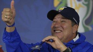 Hernán El Bolillo Gómez confía en la recuperación