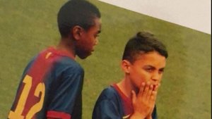 Isaac Lihadji, canterano del Marsella, estuvo en La Masía cuando tenía 10 años