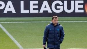 Javier Calleja introducirá muchos cambios en la alineación del Villarreal