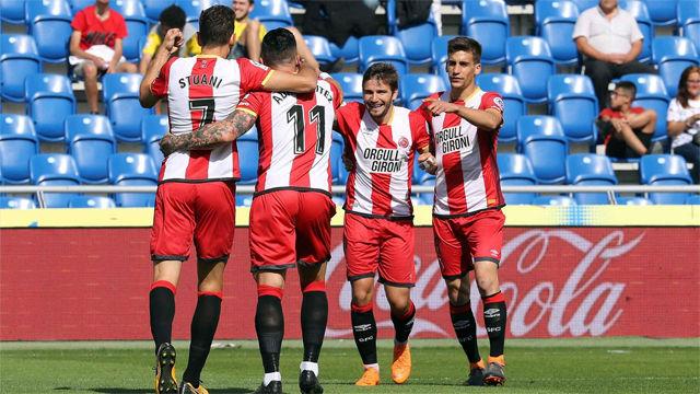 LALIGA | Las Palmas - Girona (1-2)