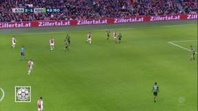 De Ligt marca, De Jong asiste. Jugada perfecta de la dupla que quiere el Barça
