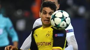 Marc Bartra puede abandonar en breve el Borussia y regresar al campeonato español