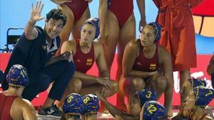 Miki Oca alecciona a sus pupilas ante la selección turca