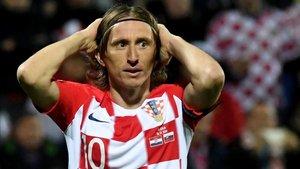 Modric regresa antes del parón de selecciones
