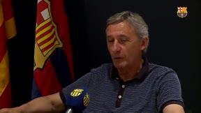 Pesic renueva con el Barça: Mi compromiso y obligación es seguir con mi club, mi equipo