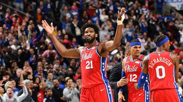 Philadelphia 76ers se hace con la victoria ante los Clippers (110-103)