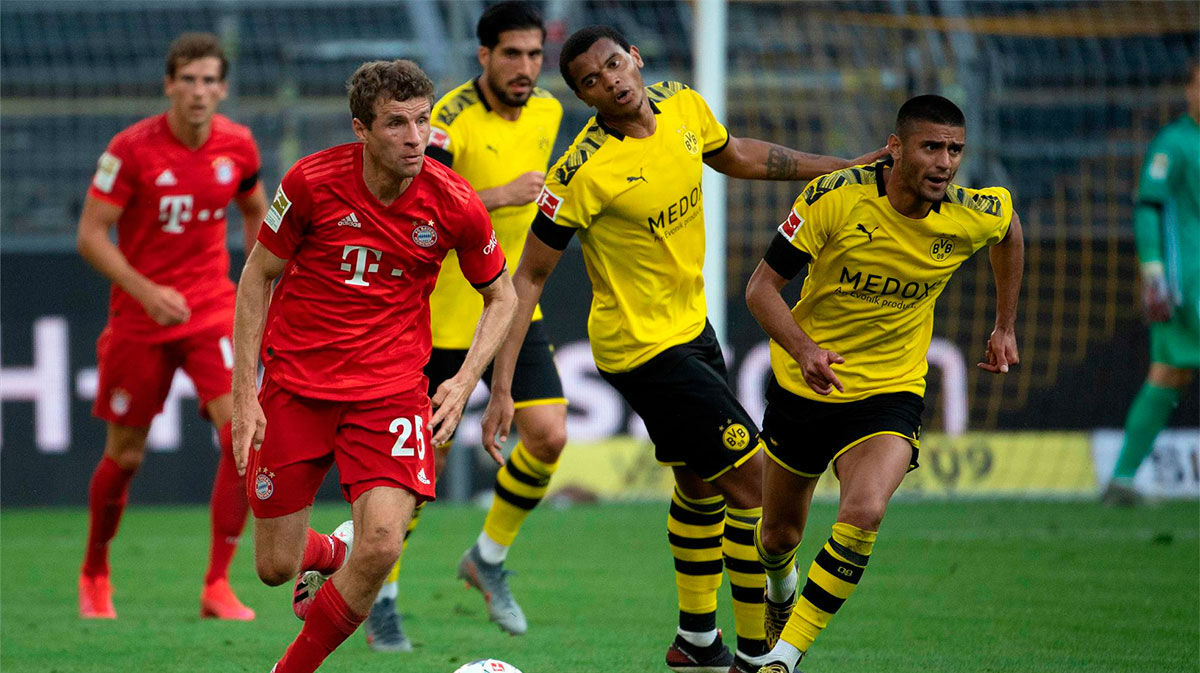 ¿Por qué los equipos de la Bundesliga no ganan en casa?
