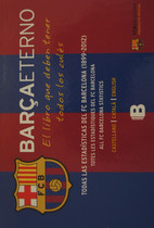 Portada del libro Barça Eterno
