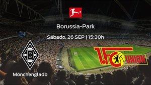 Previa del partido: Borussia Mönchengladbach - Union Berlín