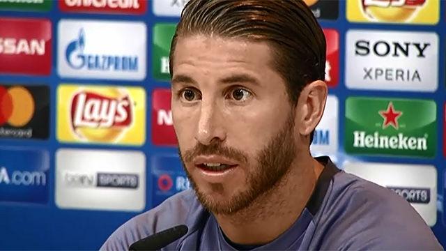 Ramos: Parece que nos hemos criado en Beverly Hills