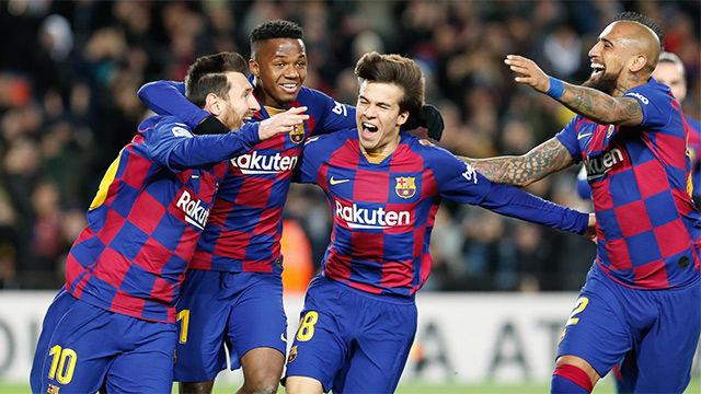 El resumen del ilusionante estreno del nuevo Barça de Setién