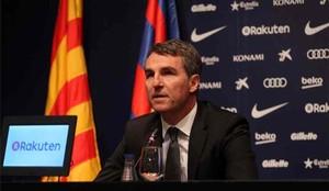 Robert Fernández reaccionó cuando le preguntaron por el Real Madrid