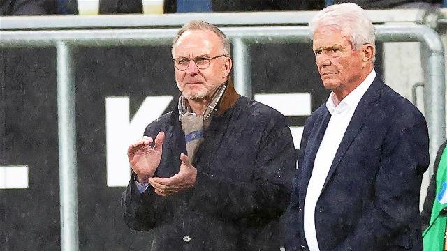 Rummenigge: Le recomiendo a la FIFA y a la UEFA que suspenda todos los partidos del parón internacional