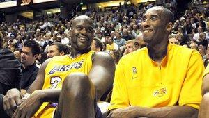 Shaquille ONeal fue uno de los más cercanos a Kobe Bryant