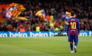 La soberbia actuación de Messi dio la victoria al Barça ante el Celta