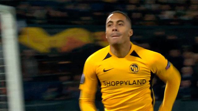 Spielmann hizo el empate definitivo ante el Feyenoord