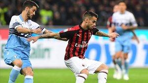 Suso deja el Milan tras más de 150 partidos como rossonero