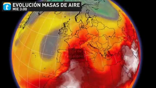 Toda la información sobre la nueva ola de calor que azotará España