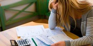 Una menor entra en concurso de acreedores por las deudas de sus padres