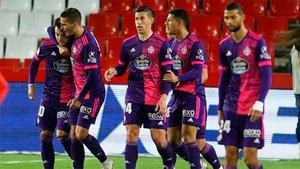 El Valladolid gana en Granada y sale del descenso (EN)