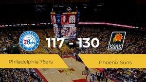 Victoria de Phoenix Suns ante Philadelphia 76ers por 117-130