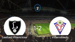 El Villarrobledo gana la final frente al Lealtad Villaviciosa y consigue el ascenso a Segunda B