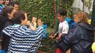 Yuichi Sugita ya tiene fans en Barcelona